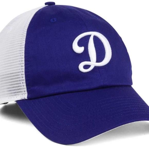 c77ed3566 Womens Los Angeles Dodgers Nike MLB Dri-Fit Mesh Boutique